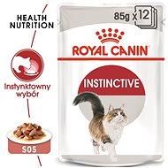 Royal Canin Instinctive Gravy 12×85 g - Kapsička pro kočky