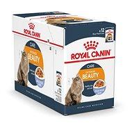 Kapsička pro kočky Royal Canin Intense Beauty Jelly 12 × 85 g