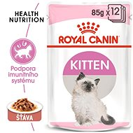 Kapsička pro kočky Royal Canin Kitten Instinctive Gravy 12 × 85 g