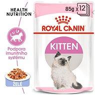 Royal Canin Kitten Instinctive Jelly 12×85 g - Kapsička pro kočky