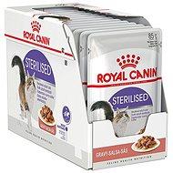Kapsička pro kočky Royal Canin Sterilised Gravy 12 × 85 g