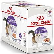 Royal Canin Sterilised Loaf 12×85 g - Kapsička pro kočky