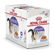 Kapsička pro kočky Royal Canin Sterilised Jelly 12 × 85 g