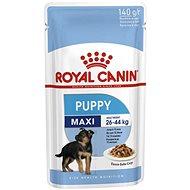 Kapsička pro psy Royal Canin Maxi Puppy 10×140g