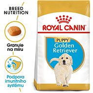 Royal Canin Golden Retriever Puppy 12 kg - Granule pro psy