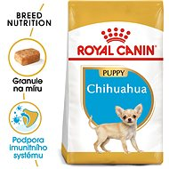 Royal Canin Chihuahua Puppy 1,5 kg - Granule pro psy
