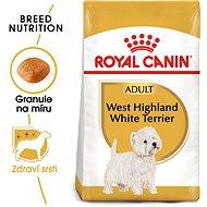 Royal Canin Westie Adult 0,5 kg - Granule pro psy