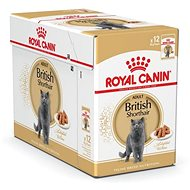 Royal Canin British Shorthair 12 × 85 g - Kapsička pro kočky