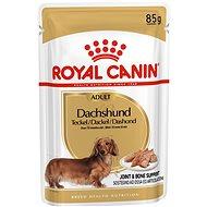 Kapsička pro psy Royal Canin Dachshund 12 × 85 g