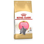 Royal Canin British Shorthair Kitten 10 kg - Granule pro koťata