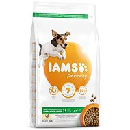 IAMS Dog Adult Small & Medium Chicken 3kg - Kibble for Dogs