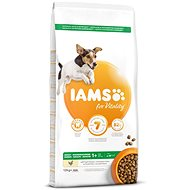 IAMS Dog Adult Small & Medium Chicken 12kg - Kibble for Dogs