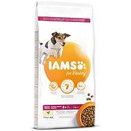 IAMS Dog Senior Small & Medium Chicken 12kg