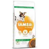 IAMS Dog Adult Small & Medium Lamb 12kg - Kibble for Dogs