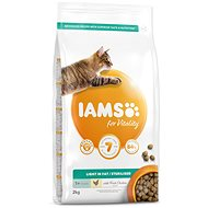 IAMS Cat Adult Weight Control/Sterilized Chicken 2kg