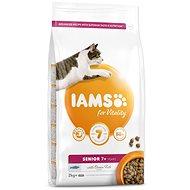 IAMS Cat Senior Ocean Fish 2kg - Granule pro kočky