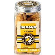 Kiwi Walker Freeze Dried Banana, 70g - Dog Treats