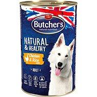 Butcher's Life konzerva s kuřecím masem a rýží 1200g - Konzerva pro psy
