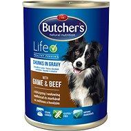 Butcher's Life konzerva se zveřinou a hovězím masem 400 g - Konzerva pro psy