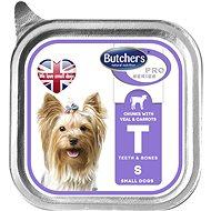 Butcher´s Vanička s telecím masem a mrkví CIG 150 g - Vanička pro psy