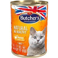 Butcher's Classic Canned Chicken, 400g - Canned Food for Cats