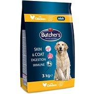 Butcher's granule pro psy Blue s kuřecím masem 3kg