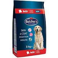 Butcher's granule pro psy Blue s hovězím masem 3kg - Granule pro psy