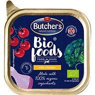 Butcher's Bio vanička pro psy s kuřecím 150 g - Vanička pro psy