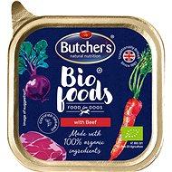 Butcher's Bio vanička pro psy s hovězím 150 g - Vanička pro psy