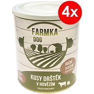 FARMKA DOG with Tripe, 800g, 4 pcs - Canned Dog Food
