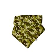 Chiweto Rocky M, Green Camo - Dog Scarves