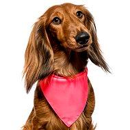Chiweto Lady L, růžová neon - Šátek pro psy
