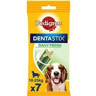 Pedigree DentaStix Fresh Medium 7 ks 180 g - Pamlsky pro psy