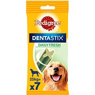 Pedigree Dentastix Daily Fresh dentální pamlsky pro psy velkých plemen 7 ks 270 g