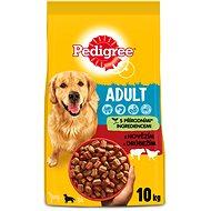 Pedigree Vital Protection granule hovězí a drůbeží pro dospělé psy 10 kg - Granule pro psy