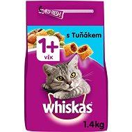 Whiskas granule tuňák pro dospělé kočky 1,4 kg