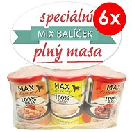 MIX PACK Dog NEW 400g / 6 pcs - Canned Dog Food