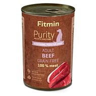 Fitmin dog Purity tin beef 400 g - Konzerva pro psy