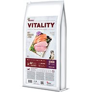 Akinu VITALITY dog senior medium/large chicken & fish 12 kg - Granule pro psy