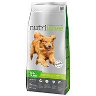 Nutrilove MATURE 7+ fresh chicken 3 kg - Granule pro psy