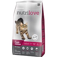Nutrilove ADULT fresh chicken 1,5 kg