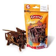 Grand Střívka sušená - zlomky 100 g - Pamlsky pro psy