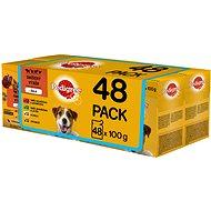 Pedigree Vital Protection masový výběr v želé 48 x 100 g - Kapsička pro psy