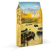 Taste of the Wild High Prairie Canine 12,2 kg - Granule pro psy