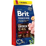 Brit Premium by Nature Adult L 15 + 3 kg