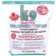 K-9 Selection Growth Formula - for Puppies, 3kg - Kibble for Puppies