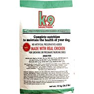 K-9 Selection Growth Large Breed Formula - Puppies of Large Breeds 1kg - Kibble for Puppies