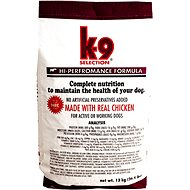 K-9  Selection HI-Performance Formula - for Very Active Dogs 1kg - Kibble for Dogs