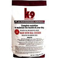 K-9 SELECTION HI-PERFORMANCE FORMULA - pro velmi aktivní psy 20 kg - Granule pro psy