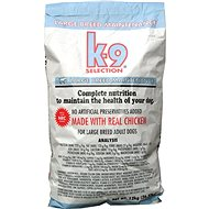 K-9  Selection Maintenance Small Breed Formula - for Adult Dogs of Small Breeds 20kg - Kibble for Dogs